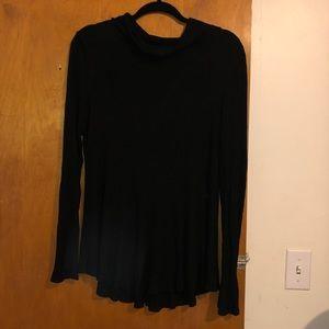 Anthro Cowl Neck Sweater
